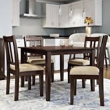 Covered Dining Room Chairs Upholstered Chairs Kitchen Dining Room Sets You Ll Wayfair