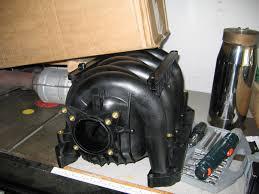 nissan titan exhaust manifold replacement 2007 intake manifold mod nissan titan forum