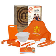 amazon black friday deals 2016 kids kitchen set amazon com masterchef junior cooking essentials set 9 pc kit
