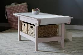 How To Build A Sofa Table by Ana White How To Simple Kids Pine Play Table With Paper Roll