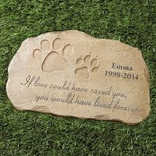 engraved memorial stones pet memorial personalized garden 29 99 it s all about my
