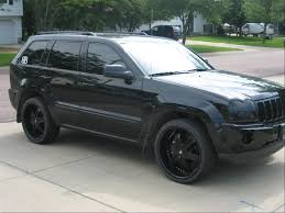 gray jeep grand cherokee with black rims vwvortex com jeep releases blacked out grand cherokee concept