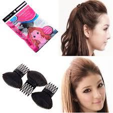 hair puff accessories imixlot women hair styling clip stick bun maker braid tool