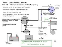 tractor battery wiring diagram foton generator to alernator swap