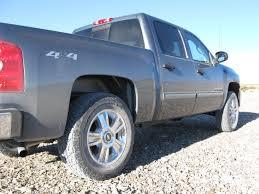 chevy terrain bfgoodrich rugged terrain t a tire review youtube