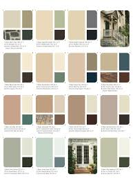 popular exterior paint color schemes ideas house combinations 2017