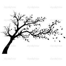 Stencil Albero by Download Tree Silhouettes U2014 Stock Illustration 16818693 Home