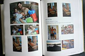 family photo album how to make annual family photo albums