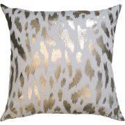 gold decorative pillows walmart