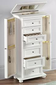 Black Storage Armoire Hampton Bay Jewelry Armoire Jewelry Armoires Bedroom Furniture