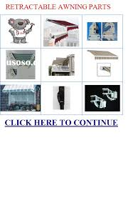 Sunsetter Awning Price List Retractable Awning Parts Sunsetter Retractable Awning Parts Travel