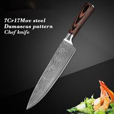 professional kitchen knives high quali chef knife 8 professional japanese stainless steel
