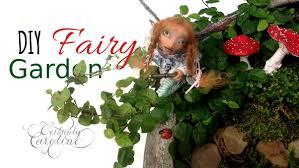 diy fairy garden plants accessories u0026 arrangement youtube