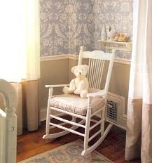 White Wooden Rocking Chair Nursery White Chair For Nursery Rkpi Me