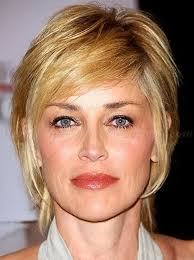 short hairstyles over 50 short messy hairstyle for women over 50