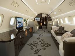 Private Plane Bedroom Posh Private Jet Embraer Lineage U0027s New Airplane Design