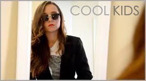 cool kids echosmith ali brustofski cover music video youtube