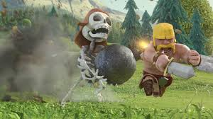 clash of clans wallpaper hd wall breaker and barbarian clash of clans hd w 1465 wallpaper