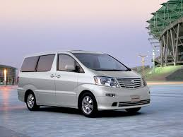 toyota van philippines future nostalgic toyota alphard king of vip vans japanese