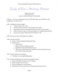 emily wedding planner 1 2 u2013 all around raleigh dj