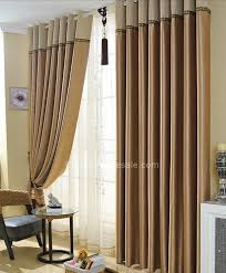 Hotel Drapery Rods Living Room Great Window Treatment Ideas For Living Room Smith