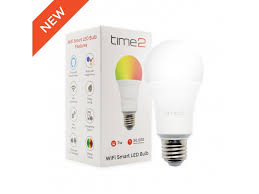 wifi enabled light bulb time2 wifi led smart bulb controly your lighting wherever you are