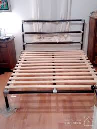 Diy Standing Desk With Style Corner Concept Idea Jpg 800 600 N by 47 Diy Bed Frame Ideas Built With Pipe Simplified Building