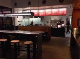 chipotle mexican grill kitchen u0026 dining area lodi ca picture
