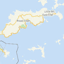 map of the bvi islands area map u s news travel