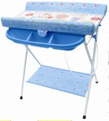 Foldable Changing Table Foldable Changing Table Shelby