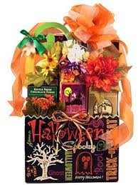 candy gift basket buy spooky gourmet candy gift basket large in cheap