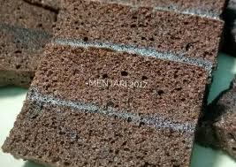 cara membuat brownies kukus simple resep brownies kukus simple brownies amanda oleh dapur mimi cookpad