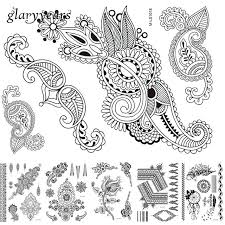 coloring pages henna art henna tattoo coloring pages printables coloring pages online