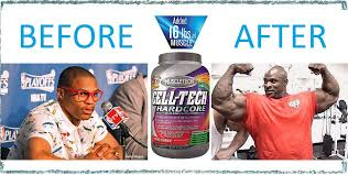 Cell Tech Meme - the ronnie coleman story 5 from nba to ifbb in 4 weeks pics