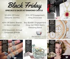 swarovski black friday sale sneak a peek at black friday specials diamond castle