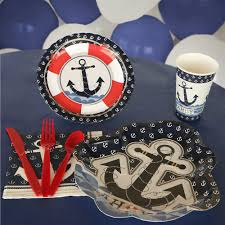 nautical party supplies nautical birthday sea theme party