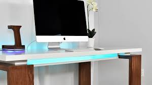 Diy Modern Desk How To Make A Modern Desk