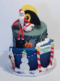 nightmare before christmas cake decorations nightmare before christmas cake by atrotter719 on deviantart