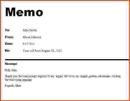 formal memo template formal business letter formatmemo templates