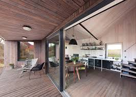 Wood House Design by Energy Efficient Wooden House Zilvar By Asgk Design