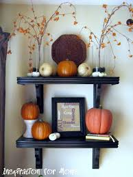 i finished it friday fall decorated shelves inspiration for moms