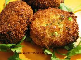 cuisine indienne facile tous les goûts sont chez barbara croquettes de poisson à l indienne