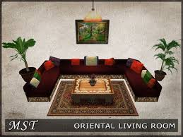 oriental living room second life marketplace mst oriental living room set