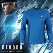 Star Trek Halloween Costume Aliexpress Buy Star Trek Commander Spock Cosplay