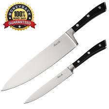 Must Have Kitchen Knives by Amazon Com Aicok Kitchen Knife High Carbon Stainless Steel 8