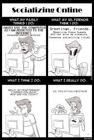 Online Friends Meme - just kidding i don t have any friends memes best collection of