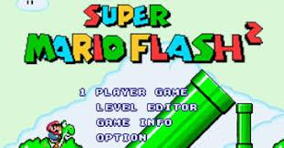 play super flash mario 2 fan game