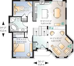 5 Level Split Floor Plans Affordable Split Level House Plan 21530dr Architectural