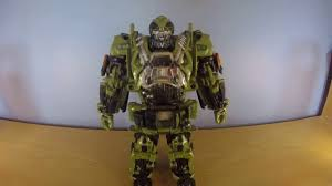 transformers 5 hound after the paintwork transformers 5 tlk voyager class hound youtube