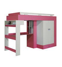 lit combiné bureau fille lit combiné bureau enfant libellule lilas mobiler d enfant